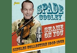 Spade Cooley - Shame On You  - (CD)