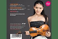 Moné Hattori, Deutsches Symphonie-orchester Berlin - Schostakowitsch Violinkonzert 1 [CD]