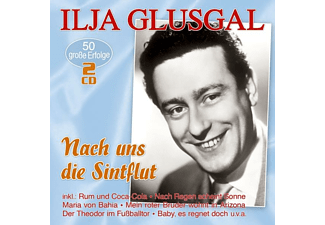 Ilja Glusgal - Nach uns die Sintflut-50 gro  - (CD)