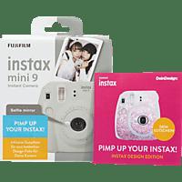 FUJIFILM instax mini 9 Design-Set Sofortbildkamera