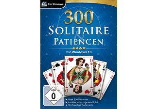 300 Solitaire & Patiencen - [PC]