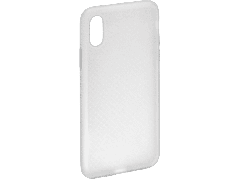 HAMA Soft , Backcover, Apple, iPhone X, iPhone XS, Weiß