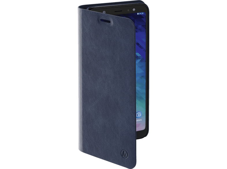 HAMA Guard Pro , Bookcover, Samsung, Galaxy A6+ (2018), Blau