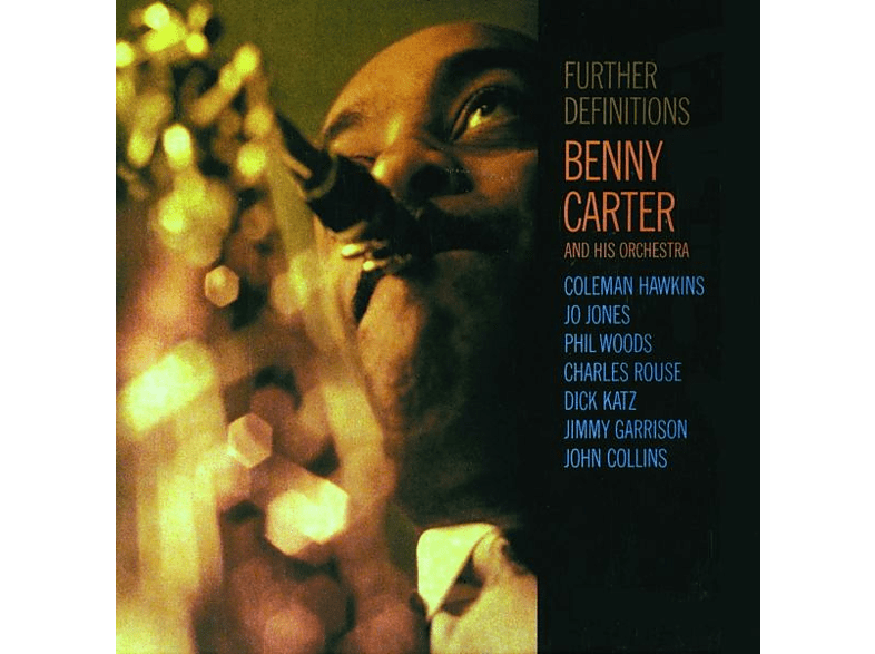 Benny And His Orchestra Carter - Further Definitions [Vinyl]