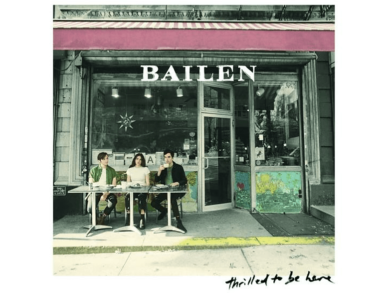 Bailen - Thrilled To Be Here [CD]