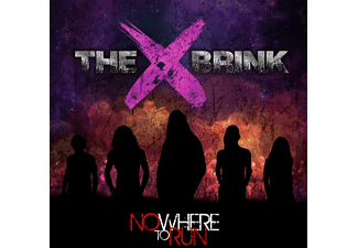 Brink - Nowhere To Run - (CD)