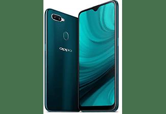 "Móvil - OPPO AX7, Azul, 64 GB, 4 GB RAM, 6.22"", Snapdragon 450, 4230 mAh, Android"