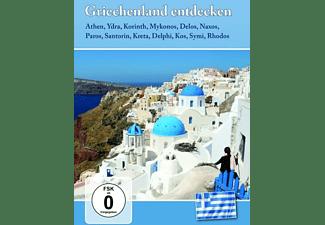 Athen,Ydra,Korinth,Mykonos,Delos,Naxos,Paros DVD