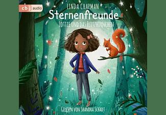 Sternenfreunde - 003 - LOTTIE UND DAS FLITZHÖRNCHEN  - (CD)