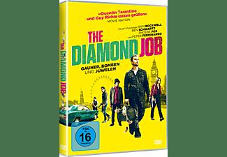 The Diamond Job - Gauner, Bomben und Juwelen DVD