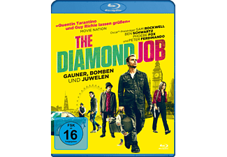 The Diamond Job - Gauner, Bomben und Juwelen Blu-ray