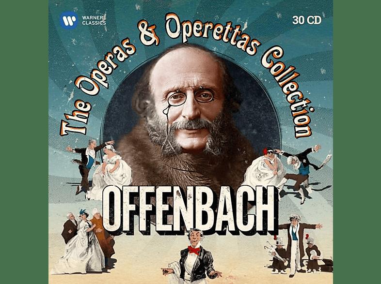 VARIOUS - Offenbach:Operas & Operettas [CD]
