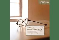 Johannsen,Daniel/Hammer,Christoph - Lieder Ohnegleichen [CD]