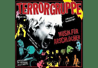 Terrorgruppe - Musik für Arschlöcher (Reissue/+Download)  - (LP + Download)