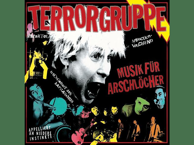 Terrorgruppe - Musik für Arschlöcher (Reissue/+Download) [LP + Download]