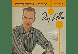 Ray Allen - Personally  - (Vinyl)