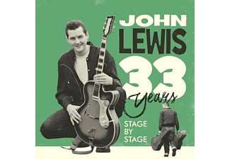 John Lewis - 33 Years Stage By Stage  - (CD)