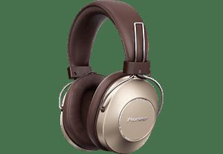 PIONEER S9, Over-ear Kopfhörer Bluetooth Gold