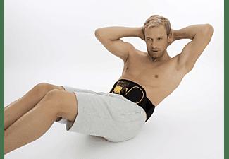Cinturón abdominal y lumbar - Beurer EM39, Electroestimulante, 5 programas, Intensidad regulable