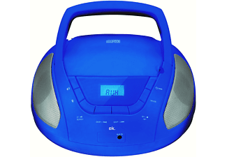 OK ORC 133 - CD-Radio portable (AM, FM, Bleu)