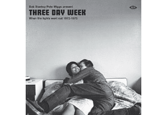 VARIOUS - Three Day Week-When The...(180gr.Clear 2LP-Set) - (Vinyl)