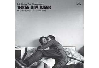 VARIOUS - Three Day Week-When The Light Went Out 1972-1975  - (CD)