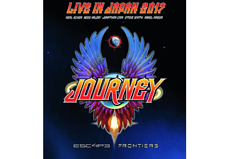 Journey - Escape & Frontiers (Live In Japan) Blu-ray