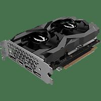 ZOTAC GeForce® GTX 1660 Ti TwinFan 6GB (ZT-T16610F-10L) (NVIDIA, Grafikkarte)