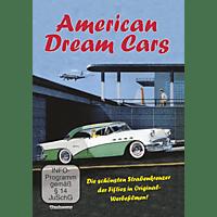 American Dream Cars - die schönsten Strassenkreuzer der Fifites in Original Werbefilmen [DVD]