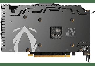 ZOTAC GeForce® GTX 1660 Ti AMP! 6GB (ZT-T16610D-10M) (NVIDIA, Grafikkarte)