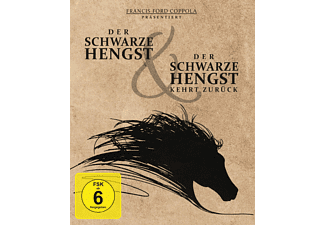 Der schwarze Hengst/Der schwarze Blu-ray