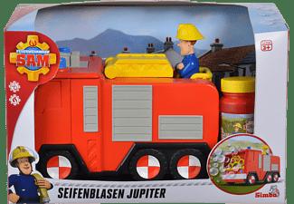 SIMBA TOYS Feuerwehrmann Sam Seifenblasen Jupiter Seifenblasenmaschiene Mehrfarbig