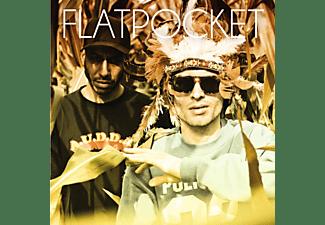 Flatpocket (twit One & Lazy Jones) - Geldpfundphantasyen  - (Vinyl)