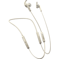 JABRA BT-HS Elite 45E, On-ear Kopfhörer Bluetooth Beige/Gold