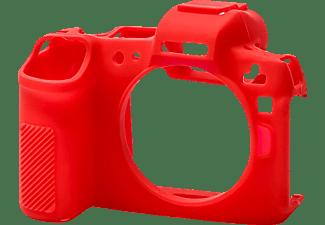 EASYCOVER ECCRR, Schutzhülle, Rot, passend für Canon EOS R