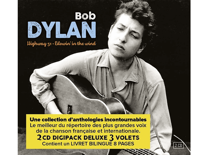 Bob Dylan - HIGHWAY 51 & BLOWIN IN THE WIND [CD]