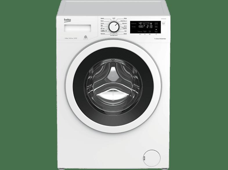 BEKO WDW 85142 Waschtrockner (8 kg/5 kg, 1400 U/Min., A)