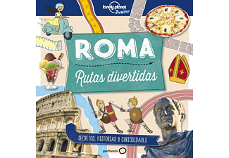 Roma. Rutas divertidas (Lonely Planet Junior) - Moira Butterfield