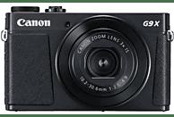 REACONDICIONADO Cámara - Canon G9 X MARK II BK, negro, F2-4.9, estabilizador de imagen, DIGIC 7, CMOS, zoom 3x