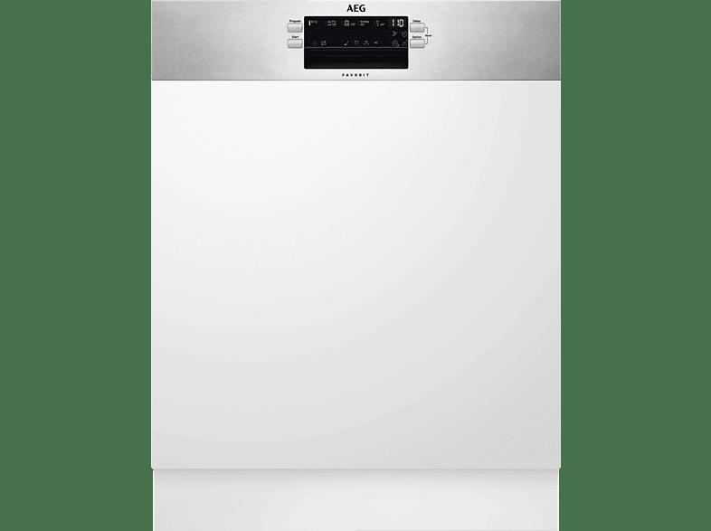 AEG FES5392AZM  Geschirrspüler (teilintegrierbar, 596 mm breit, 44 dB (A), A+++)
