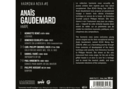 Anais Gaudemard - Anais Gaudemard Solo - Harmonia Nova #6 [CD]