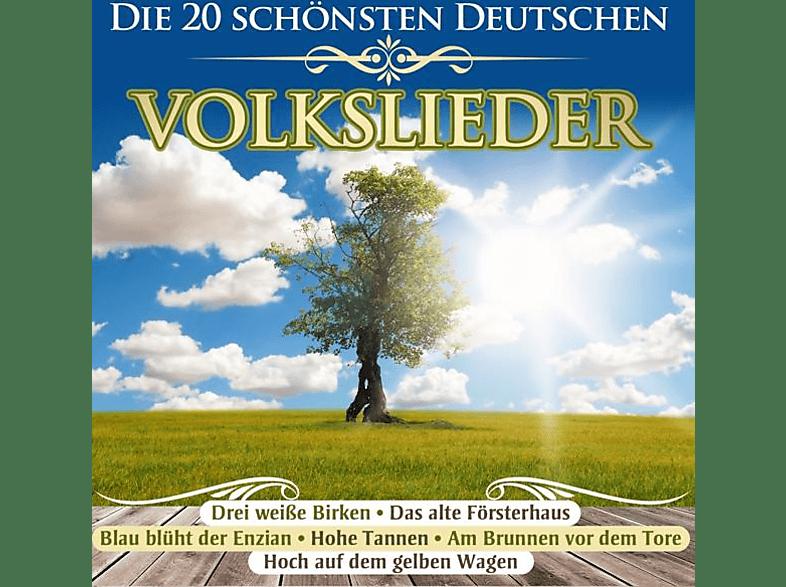 Various - Die 20 Schönsten Deutschen Volkslieder [CD]