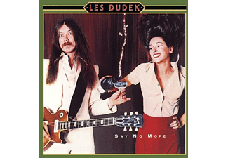 Les Dudek - Say No More - (CD)