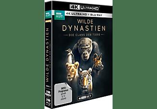 WILDE DYNASTIEN - Die Clans der Tiere 4K Ultra HD Blu-ray + Blu-ray