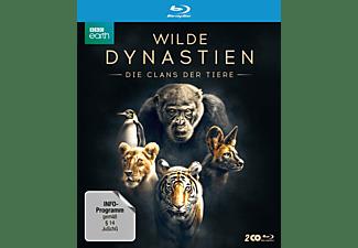 WILDE DYNASTIEN - Die Clans der Tiere Blu-ray