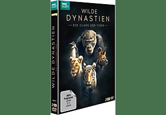 WILDE DYNASTIEN - Die Clans der Tiere DVD
