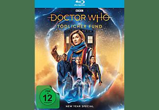 Docto Who - New Year Special: Tödlicher Fund Blu-ray