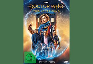 Docto Who - New Year Special: Tödlicher Fund DVD