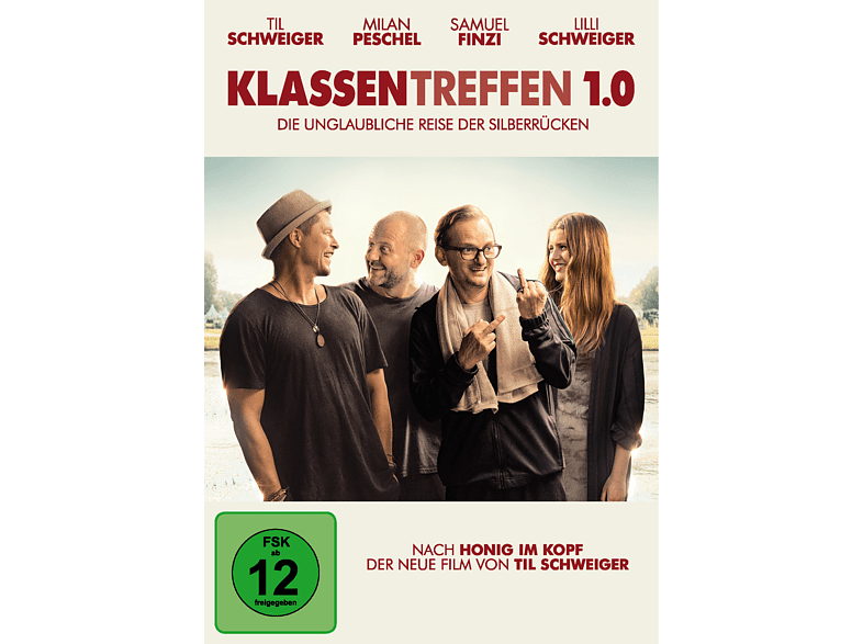 Klassentreffen 1.0 [DVD]