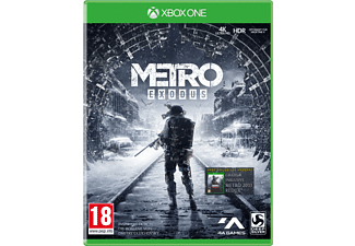 Metro Exodus Day One Edition für Xbox One